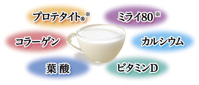 オトナの粉ミルク